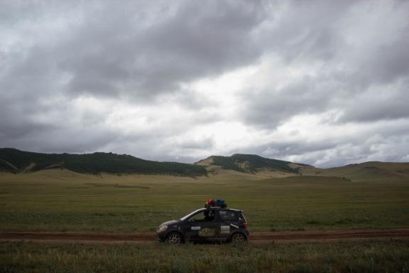 The Mongol Rally (2015) | Daniel Raff — Family Medicine